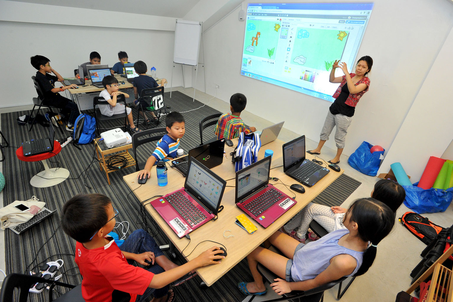 Should coding be introduced from class 6?