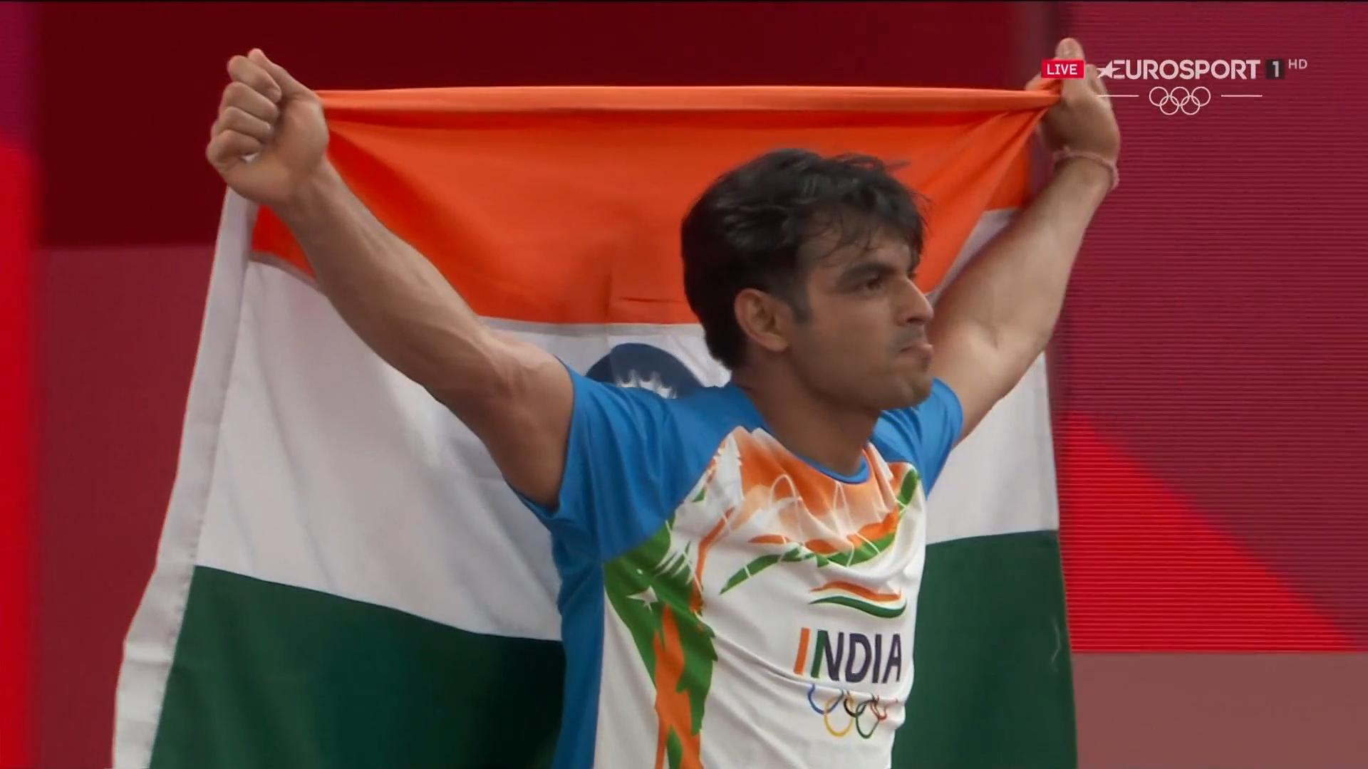 Le premier Indien champion olympique d'athlétisme : La prochaine étape est la préparation des Jeux olympiques en France en 2024.