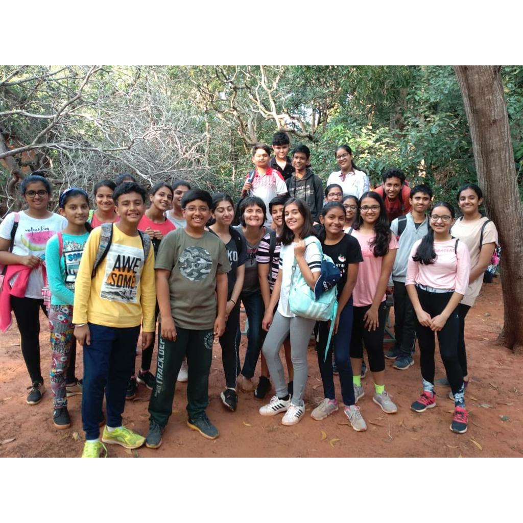 Winter camps in Auroville