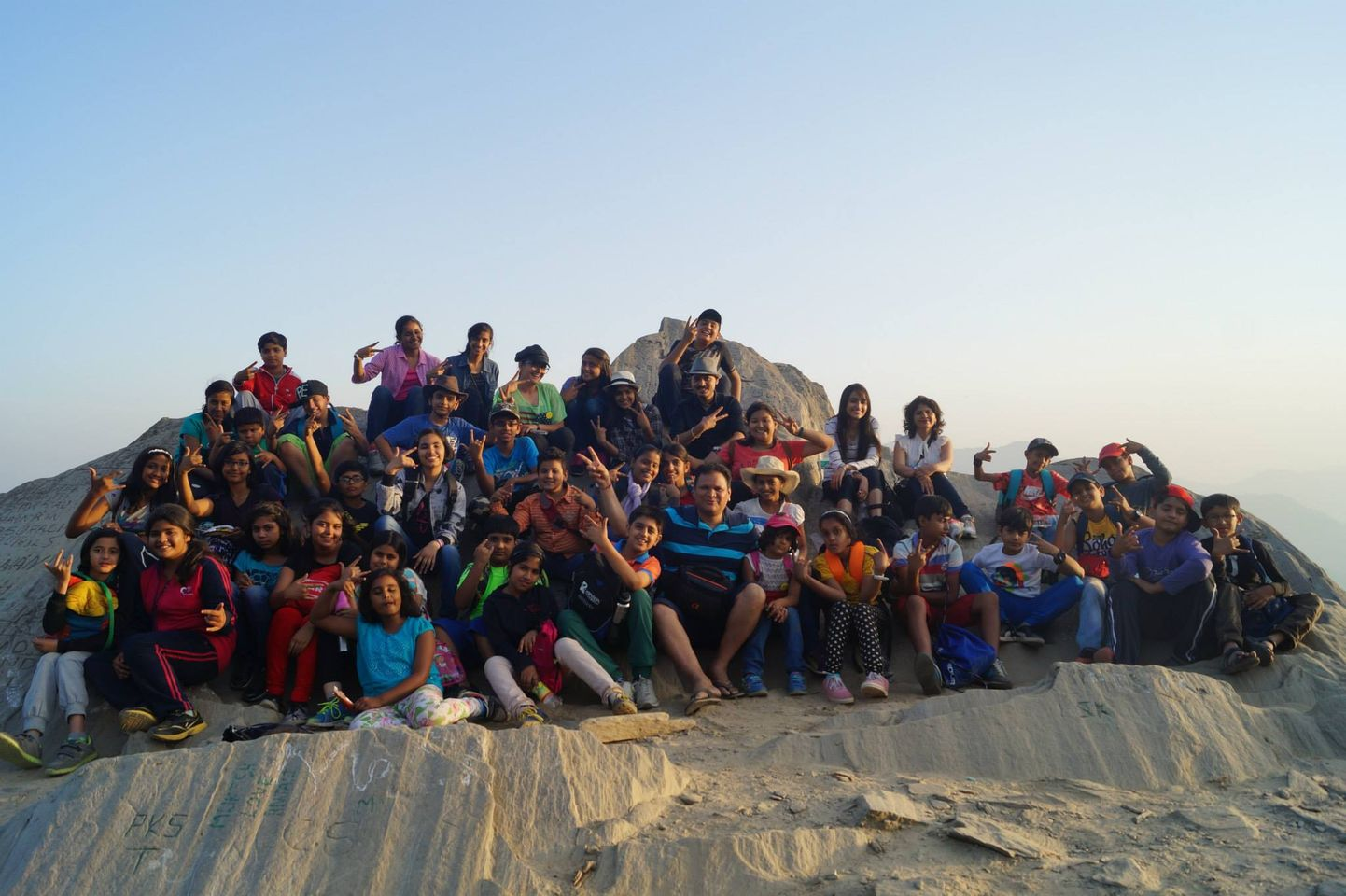 Summer camp- In the lap of the Himalayas